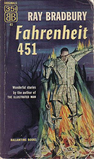 Bradbury, Ray - Fahrenheit 451