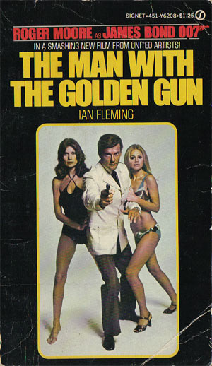 Fleming, Ian - The Man With The Golden Gun