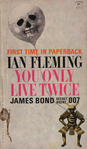 Fleming, Ian - You Only Live Twice