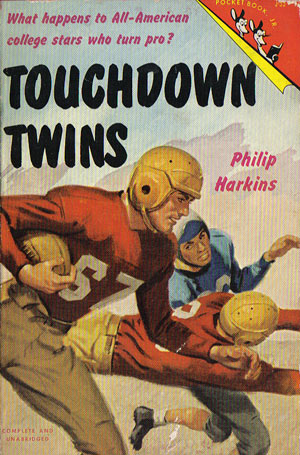 Harkins, Philip - Touchdown Twins