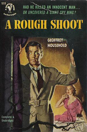 Household, Geoffrey - A Rough Shoot