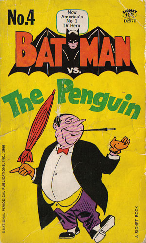 Kane, Bob Batman No. 4: Batman vs. The Penguin