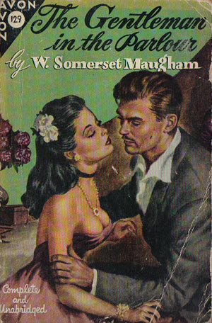 Maugham, W. Somerset - The Gentleman in the Parlour