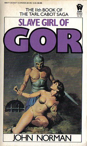 Norman, John - Slave Girl of Gor