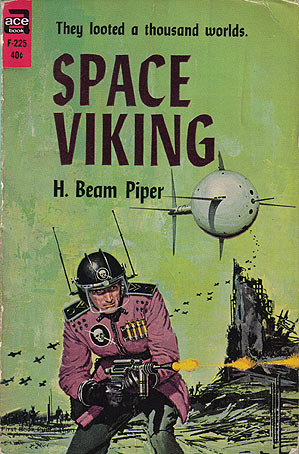 Piper, H. Beam - Space Viking