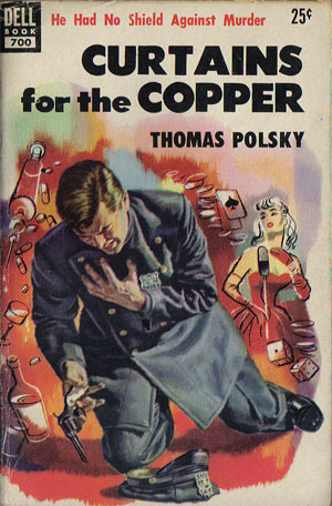 Polsky, Thomas - Curtains for the Copper