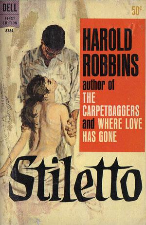 Robbins, Harold - Stiletto