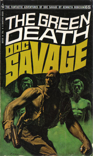 Robeson, Kenneth - The Green Death (Doc Savage)