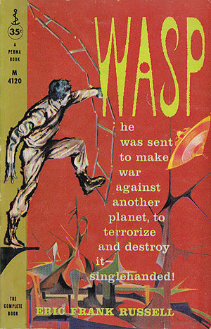 Russell, Eric Frank - Wasp