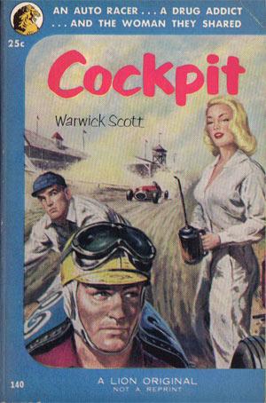 Scott, Warwick - Cockpit