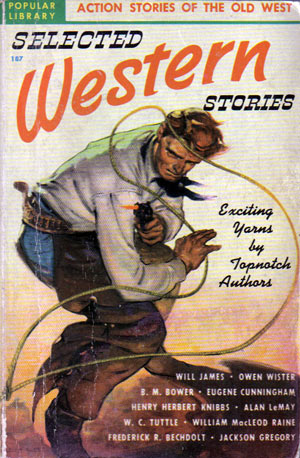Margulies, Leo - Selected Western Stories