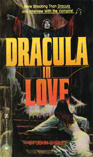 Shirley, John - Dracula in Love