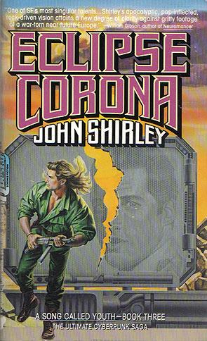 Shirley, John - Eclipse Corona