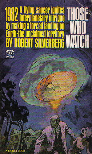 Silverberg, Robert - Those Who Watch