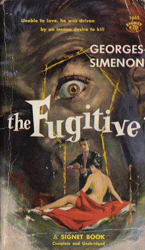 Simenon, Georges - The Fugitive