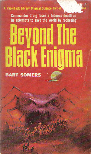 Somers, Bart - Beyond the Black Enigma