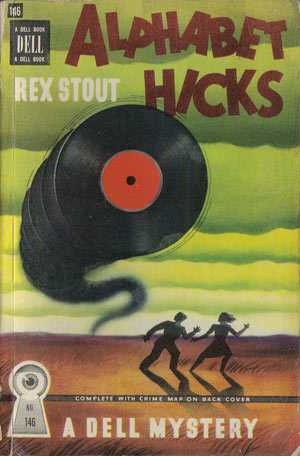 Stout, Rex - Alphabet Hicks