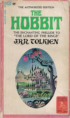 Tolkien, J.R.R – The Hobbit