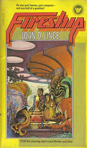 Vinge, Joan D. - Fireship