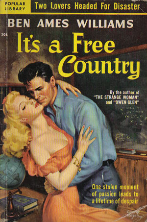 Williams, Ben Ames - It's a Free Country