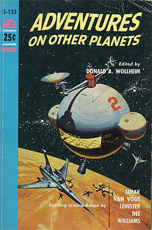 Wollheim, Donald A. - Adventures on Other Planets