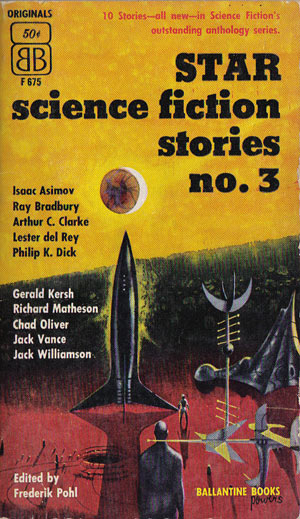 Pohl, Frederik - STAR Science Fiction Stories No. 3