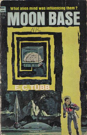 Tubb, E.C. - Moon Base