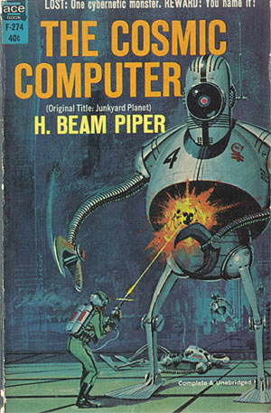 Piper, H. Beam - The Cosmic Computer